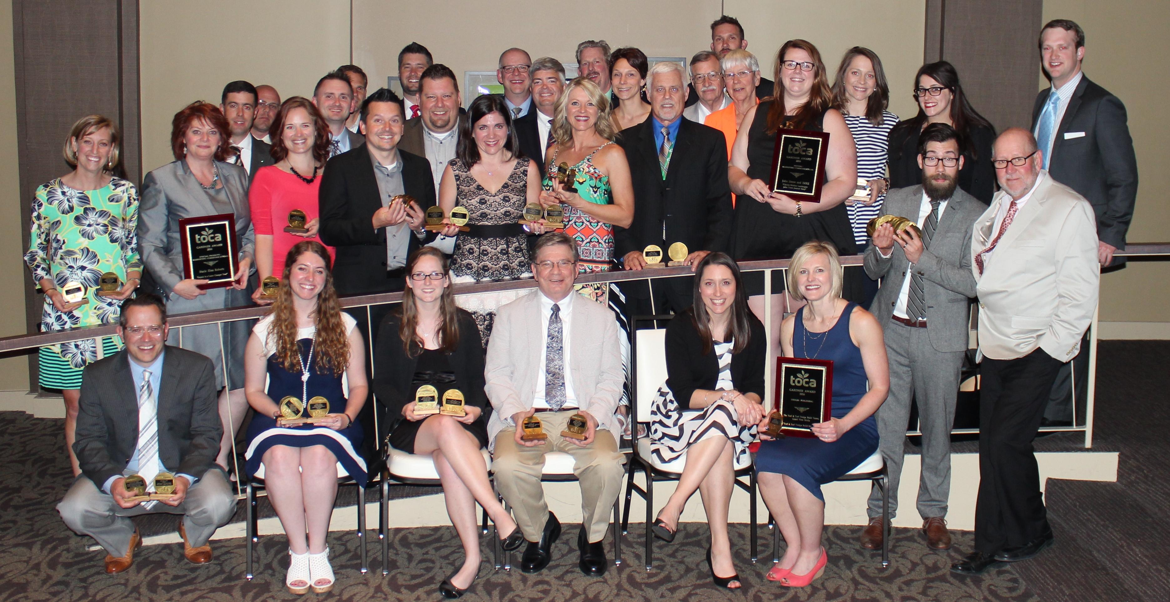Group Awards Photo BEST
