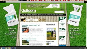 Golfdom Daily