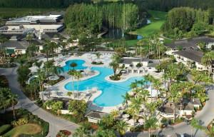 Resort-Aerial