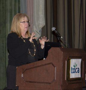 Amy McDonald | The Turf & Ornamental Communicators Association